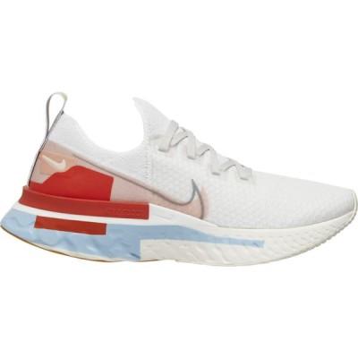 ナイキ Nike レディース ランニング・ウォーキング シューズ・靴 React Infinity Run Flyknit Platinum Tint/Washed Coral/Phychic Blue Premium/I'm Perfect
