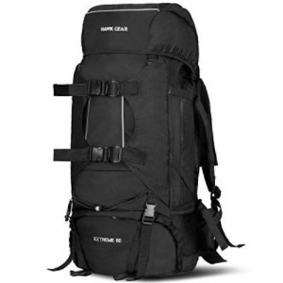 [HAWK GEAR(ホークギア)] バックパック 80L 登山 旅行 リュック ザック キャンプ アウトドア 防災