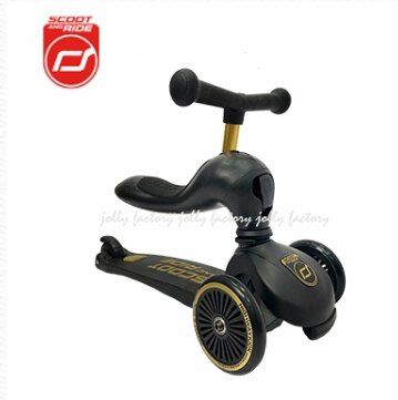 Scoot&Ride Cool 飛滑步車/板車-6色【淘氣寶寶】