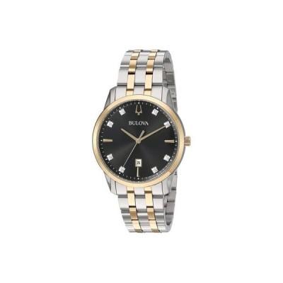 ブロバ メンズ 腕時計 アクセサリー Sutton - 98D165