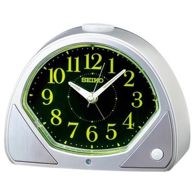 セイコー SEIKO クロック KR511S 夜でも見える 目覚まし時計 置時計【予約受付中】【2/19発売予定】【正規品】