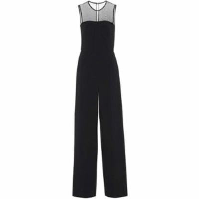 マックスマーラ オールインワン Cluny jumpsuit Black