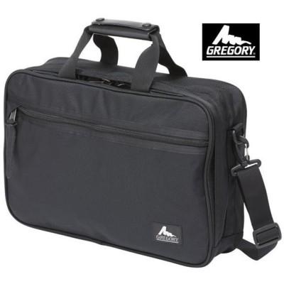 GREGORY グレゴリー カバートミッション ビジネスバッグ ショルダーバッグ 2WAY バッグ ブラック HDナイロン