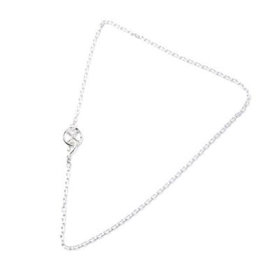 ガーデル GARDEL チェーン クロスホイール 50cm シルバー メンズ レディース gdchk031 sv diamond