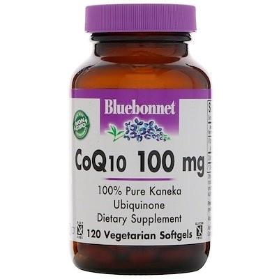CoQ10, 100 mg、120ベジソフトジェル