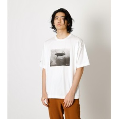 REEF×AZUL PADDLING PHOTO TEE/REEF×AZULパドリングフォトTシャツ MENSメンズ