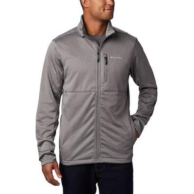 コロンビア ジャケット&ブルゾン メンズ アウター Columbia Men's Outdoor Elements Full Zip City Grey
