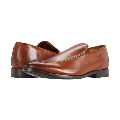 Frye フライ メンズ 男性用 シューズ 靴 ローファー Hartford Venetian - Cognac Oiled Full Grain