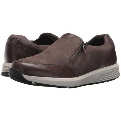 ロックポート Rockport レディース スニーカー シューズ・靴 Trustride Side Zip Dark Grey