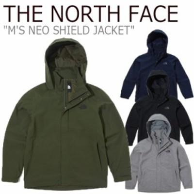 ノースフェイス マウンテンジャケット THE NORTH FACE M'S NEO SHIELD JACKET ネオ シールド ジャケット 全4色 NJ2HK54A/B/C/D ウェア