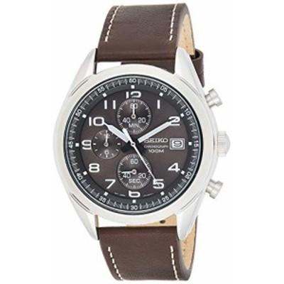 腕時計 セイコー メンズ Seiko Chrono SSB275P1 Mens Chronograph Solid Case