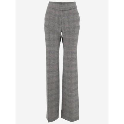アレクサンドル・ボーティエ レディース カジュアルパンツ ボトムス Alexandre Vauthier Checked Tailored Pants -