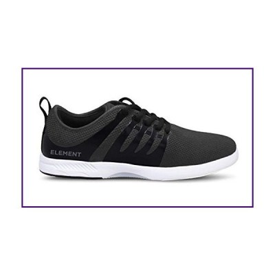 Element Hydrolite Mens Bowling Athletic Shoes Black (Stone Black, Numeric_8_Point_5)【並行輸入品】