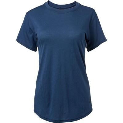 ザ ノースフェイス The North Face レディース Tシャツ トップス Renew T-Shirt Blue Wing Teal
