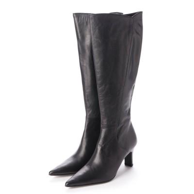 シューズラウンジ shoes lounge ロングブーツ 7029104BL (ブラック)