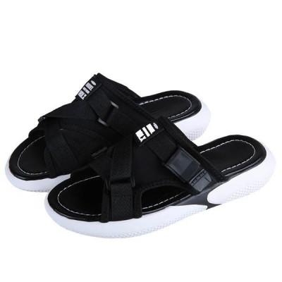 サンダル レディース スリッパ ウェッジソール 厚底サンダル 夏 靴 シューズ ビーチサンダル ファッション 6cm