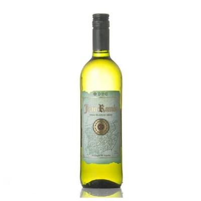 フェルナンド カストロ フアン ラモン ヴィーノ ブランコ セコ 750ml 東亜 スペイン ラ・マンチャ 白ワイン 4143000457