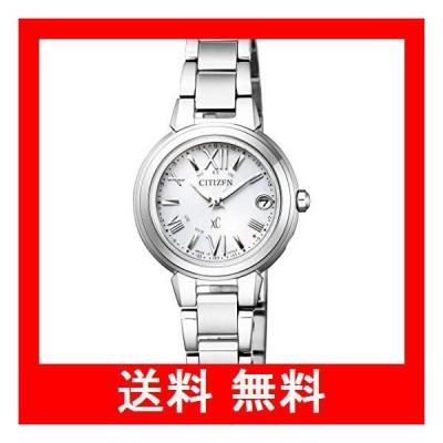 [シチズン] 腕時計 クロスシー エコ・ドライブ 電波時計 ES9430-54A レディース シルバー