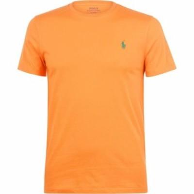 ラルフ ローレン Polo Ralph Lauren メンズ Tシャツ トップス Tee Bright Orange