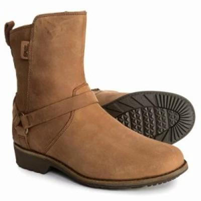 テバ ブーツ De La Vina Dos Ankle Boots - Waterproof, Leather Bison