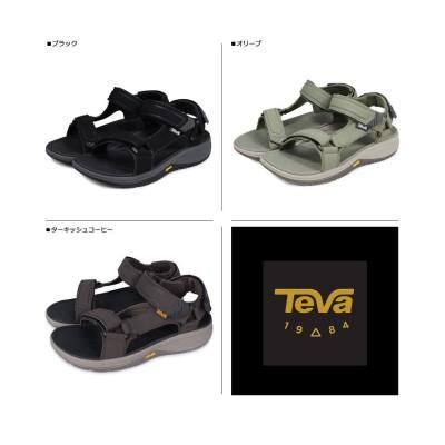 (Teva/テバ)Teva テバ サンダル ストラータ ユニバーサル メンズ STRATA UNIVERSAL ブラック オリーブ 黒 1099445/ユニセックス オリーブ