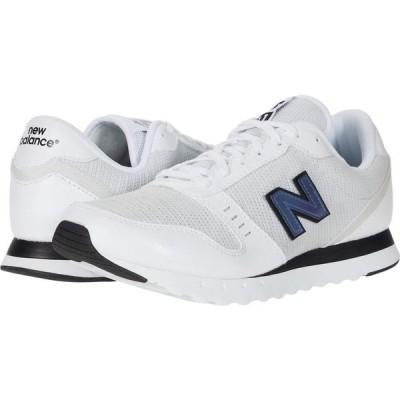 ニューバランス New Balance レディース スニーカー シューズ・靴 311v2 White/Black