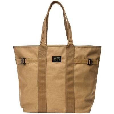 エムアイエス MIS Multi Tote Bag Coyote Brown