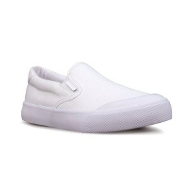 ラグズ レディース スニーカー シューズ Women's Clipper Portege Slip-On Sneaker White