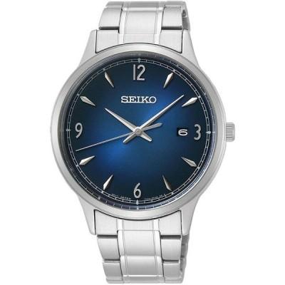 セイコー 腕時計 Seiko メンズ Watch with Stainless Steel Bracelet SGEH89P1