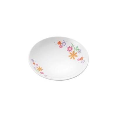 エンテック  メラミン食器 花束(ブーケ)取皿 14cm BU−20A