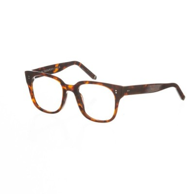 眼鏡フレーム レトロスーパーフューチャー Retrosuperfuture Numero 8 1/2 Classic Havana Optical Glasses (L) Super-E04 51 mm