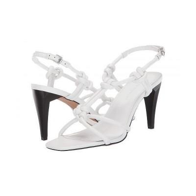 Rebecca Minkoff レベッカミンコフ レディース 女性用 シューズ 靴 ヒール Laciann - White