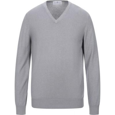 デラ チアーナ DELLA CIANA メンズ ニット・セーター トップス Cashmere Blend Grey