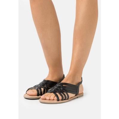 タマリス レディース 靴 シューズ Sandals - black