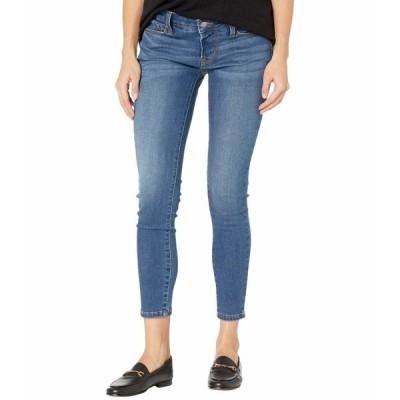 ブランキ  デニムパンツ ボトムス レディース Denim Maternity Belly Support Skinny Jeans Medium Clean Wash