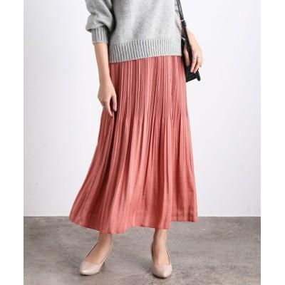 ViS / 細プリーツスカート WOMEN スカート > スカート