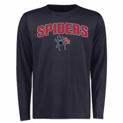 Fanatics Branded ファナティクス ブランド スポーツ用品  Richmond Spiders Navy Proud Mascot Long Sleeve T-Shirt -