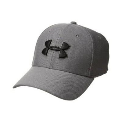 アンダーアーマー メンズ 帽子 アクセサリー Blitzing 3.0 Cap Graphite/Black/Black