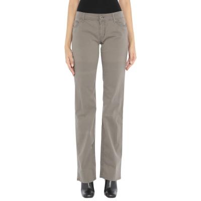 リュー ジョー LIU •JO パンツ 鉛色 32 コットン 98% / ポリウレタン 2% パンツ