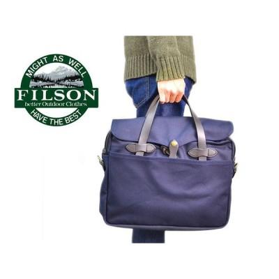 FILSON フィルソン 70256-NAVY ORIGINAL BRIEFCASE Navy オリジナル ブリーフケース ショルダーバッグ