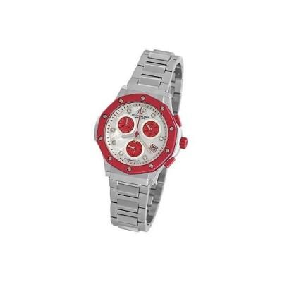 ストゥーリング 180 121147 レディース Nemo クロノグラフ デート MOP ダイヤル ピンク アクセント レディース 腕時計