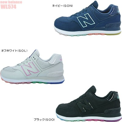 【ポイント3倍・あすつく即日発送】ニューバランス・new balance【WL574】