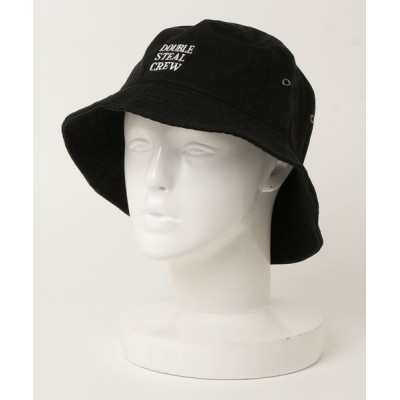 DOUBLE STEAL / REGULAR BUCKET HAT MEN 帽子 > ハット