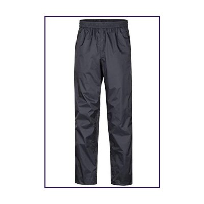 MARMOT PreCip Eco Pants Black XL【並行輸入品】