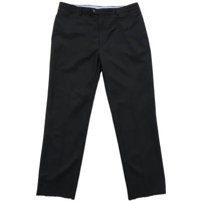 TOMMY トミーヒルフィガー スラックス パンツ ブラック サイズ表記:--
