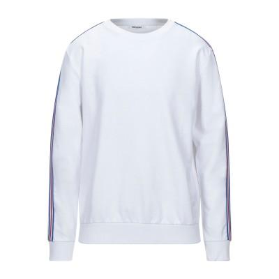 インペリアル IMPERIAL スウェットシャツ ホワイト XL コットン 100% / ポリウレタン スウェットシャツ