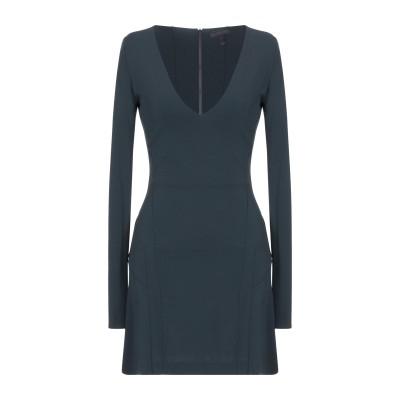 ベルスタッフ BELSTAFF ミニワンピース&ドレス ブルーグレー 38 レーヨン 92% / ポリウレタン 8% ミニワンピース&ドレス