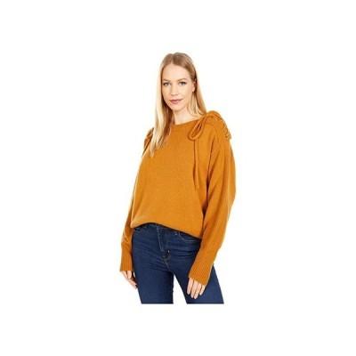 シーバイクロエ Textured Knit Sweater レディース セーター Canyon Brown