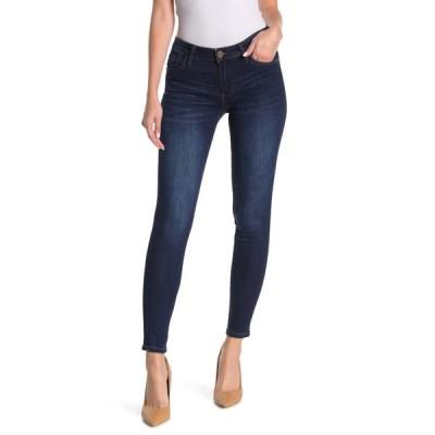カットフロムザクロス レディース デニムパンツ ボトムス Viv Toothpick Skinny Jeans WATSONIA W/DK S