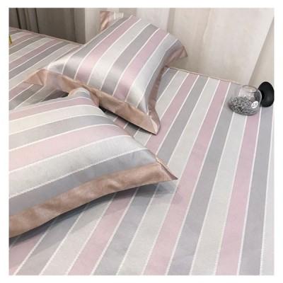 送料無料 ベッドパッド 敷きパッド 枕カバー 寝具 防暑 汗吸収 敷パッド パットシーツ (19040818)
